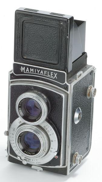 Mamiyaflex II
