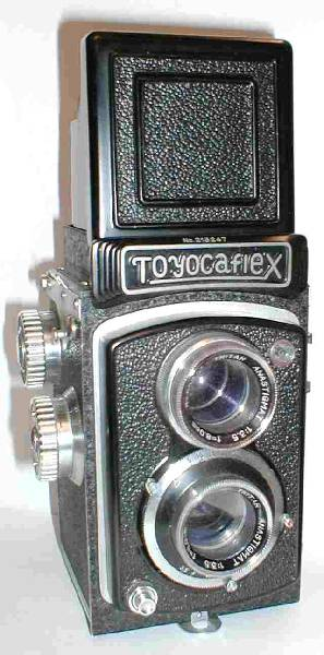 Tougodo Toyocaflex (early)